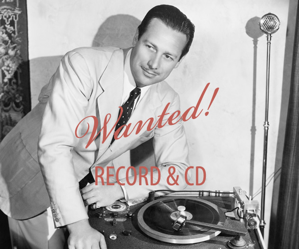 レコード・CD買取します