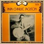 パパ・チャーリー・ジャクソン「All I Want Is A Spoonful」。ブルース、ジャズのレコード、CD、福岡、出張買取、 持ち込み・店頭買取、日本全国、宅配買取致します。