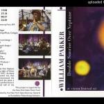 ウィリアム・パーカー「morning mantra」。フリー・ジャズその2。デヴィッド・マレイ、アンソニー・デイヴィス、オル・ダラ、ムハル・リチャード・エイブラムス。